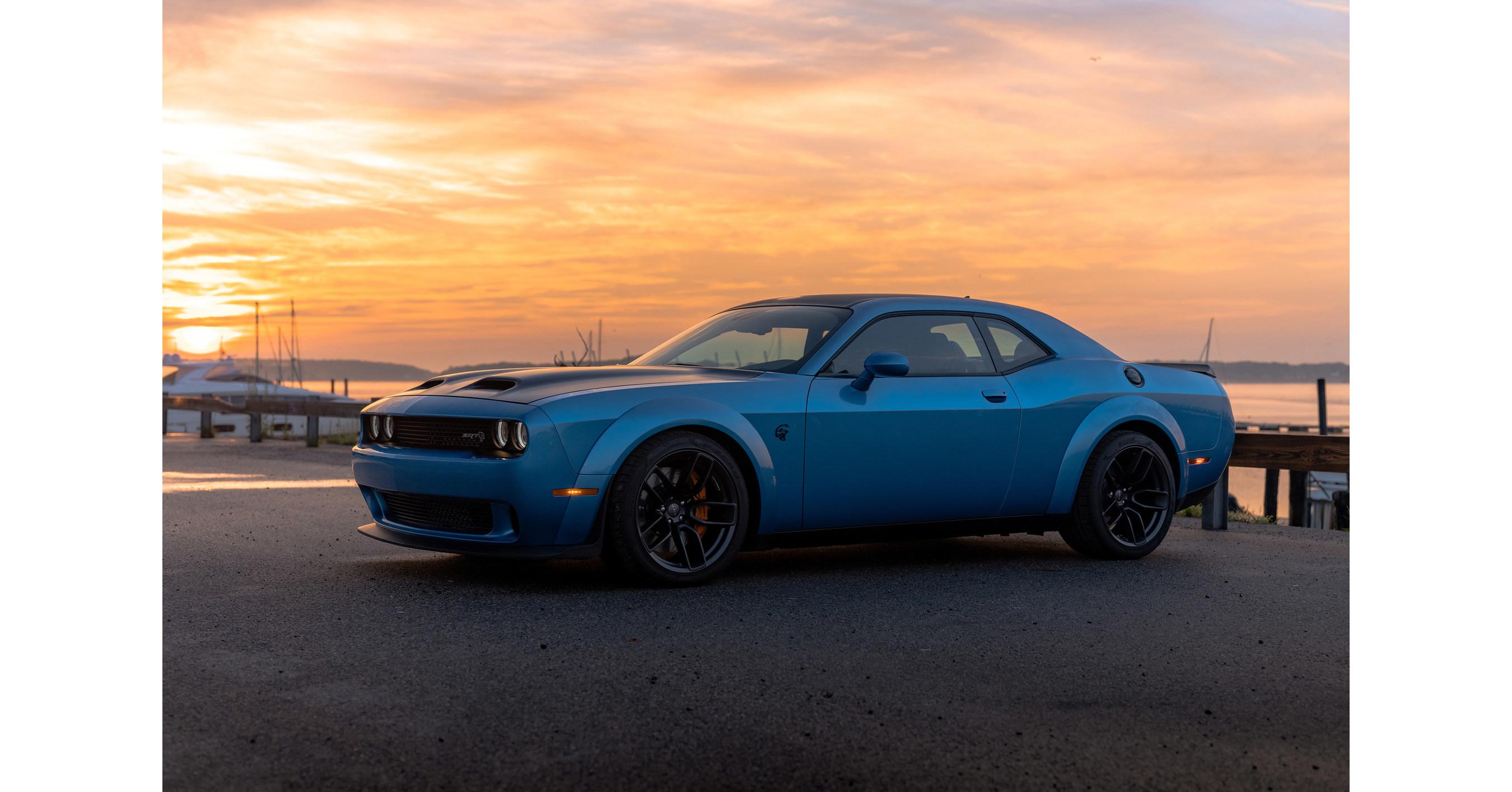 MotorWeek Announces Dodge Challenger SRT Hellcat Redeye and