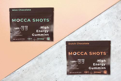 Mocca Shots Mint and Dutch Chocolate