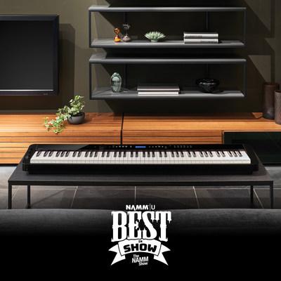 Casio's PX-S3000 receives NAMM U Best in Show Award