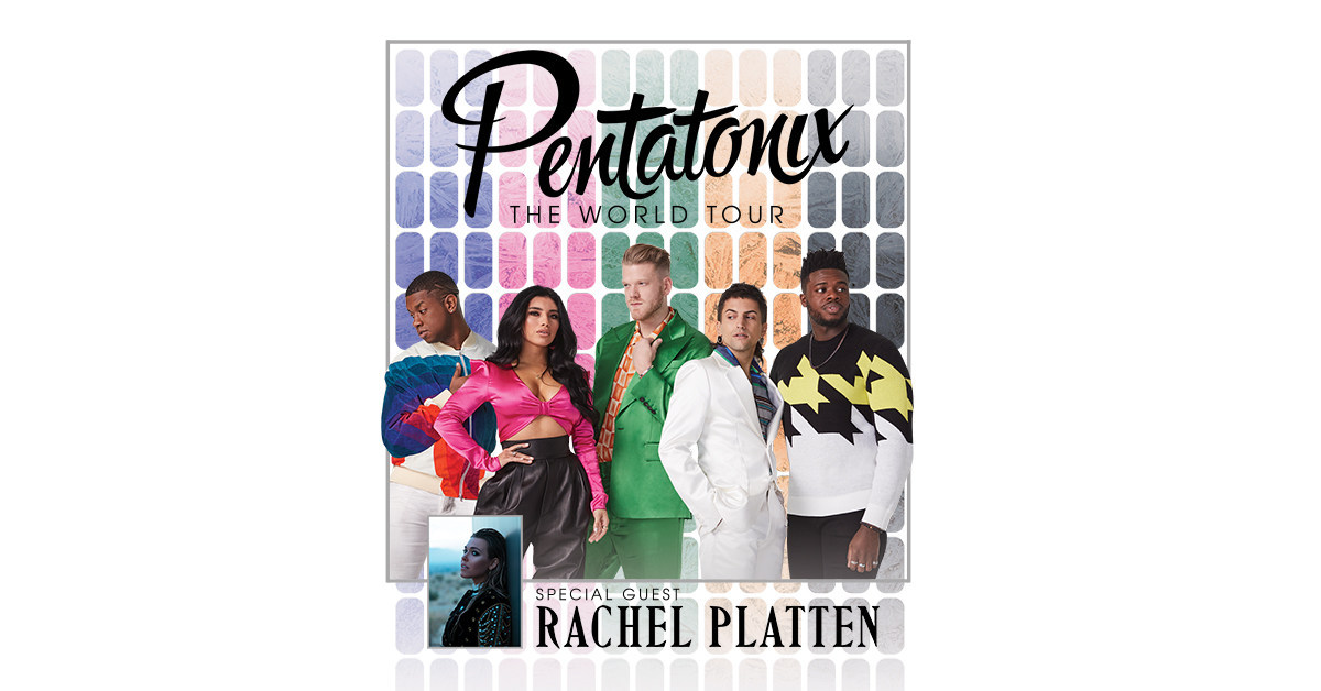 Pentatonix: The World Tour Announced Today