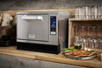 Big News for Small Spaces - East Moves West for Faster Heating with Panasonic's High Speed Commercial Oven
