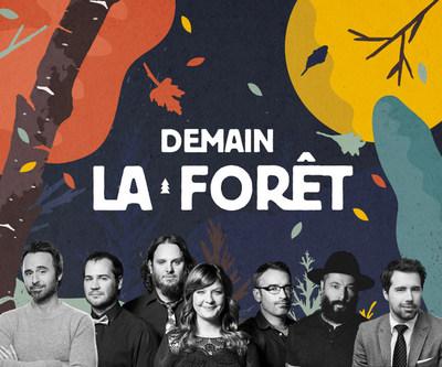 Gala Demain la forêt présenté par Viridis Environnement au Capitole de Québec (Groupe CNW/Jour de la Terre Québec)