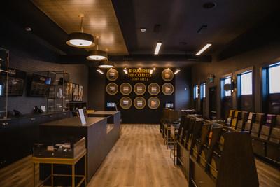 Prairie Records Interior, a unique cannabis retail experience now open in  Warman, Saskatchewan (CNW Group/Westleaf Inc.)