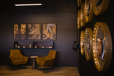 Prairie Records Interior, creating a new kind of cannabis retail experience (CNW Group/Westleaf Inc.)