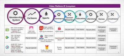 Video Platform IP Ecosystem