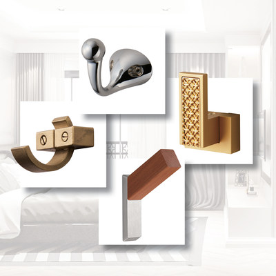 Bold, Striking and Customizable Hook Collection