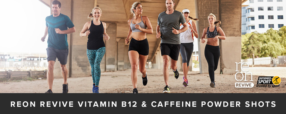 Reon Revive is designed to wake people up with an energy-boosting supplement powder shot that contains 80 mg of caffeine and 50 percent of your B12 RDA.