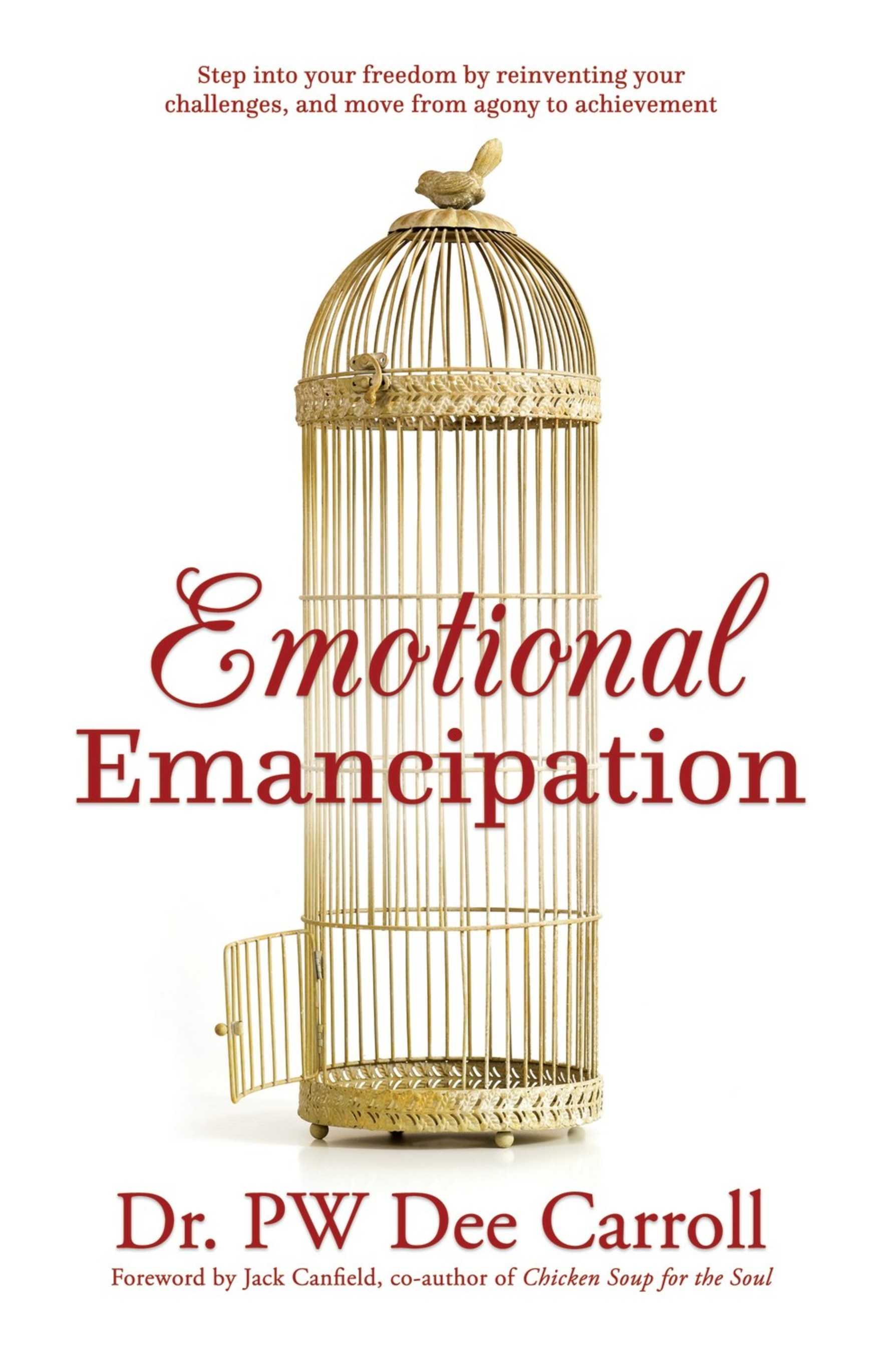 Emotional Emancipation book cover