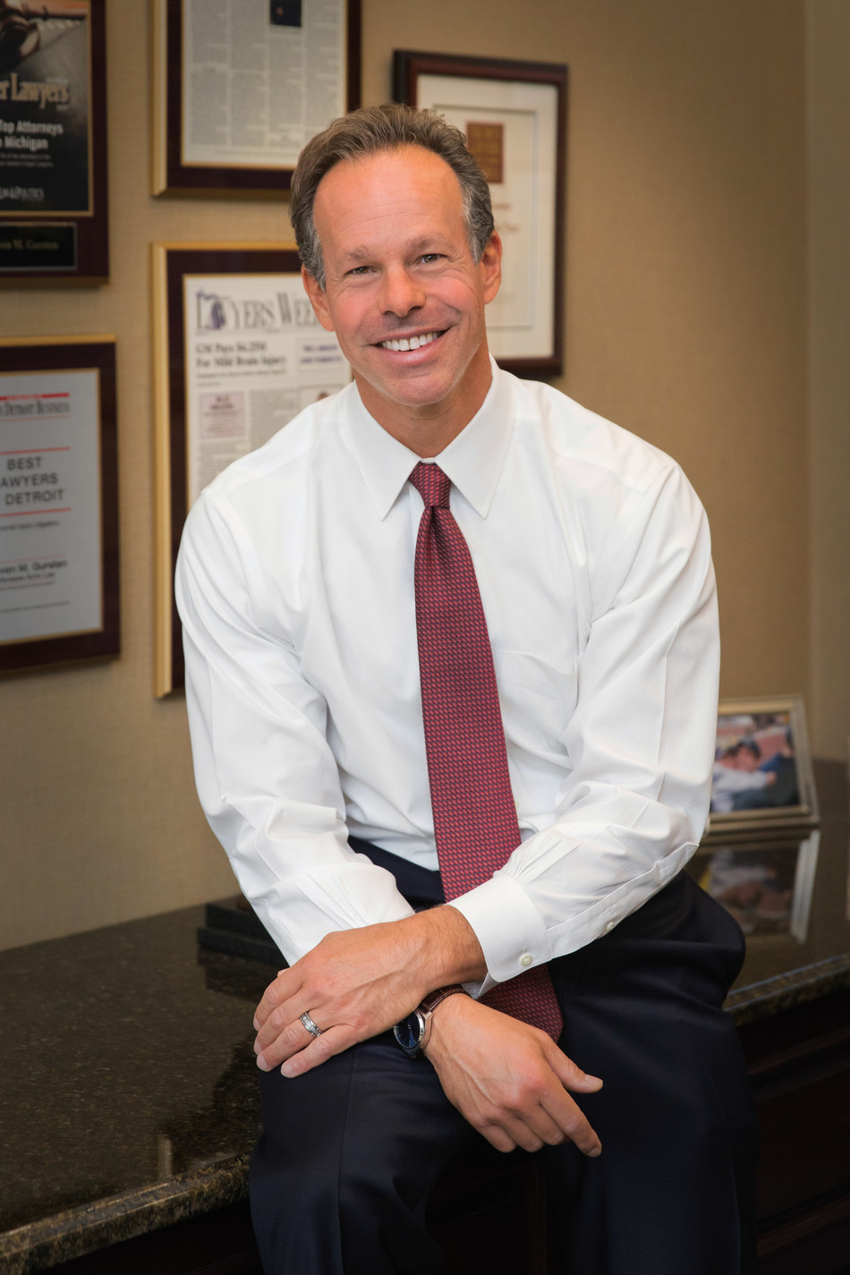 Attorney Steven Gursten Of Michigan Auto Law