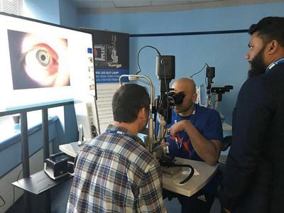 HS-UK Premier Slit Lamp Imaging course