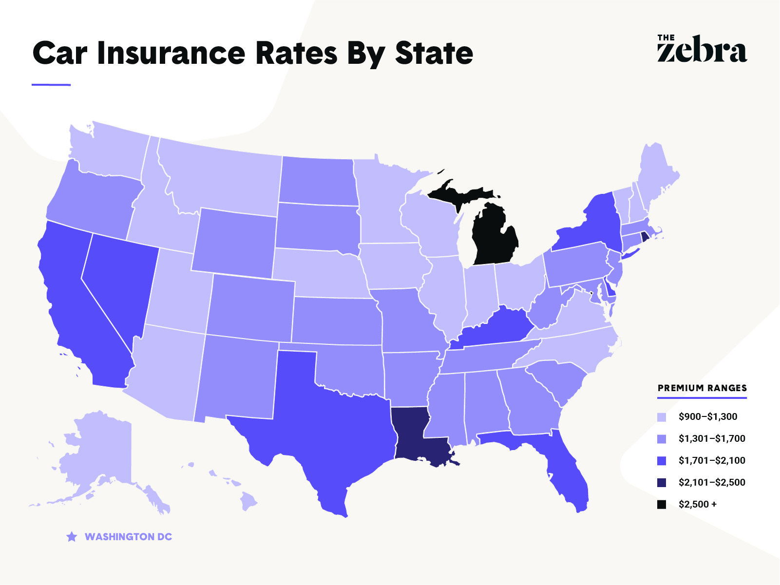 Car Insurance Rates on the Rise for 83% of U.S. Drivers