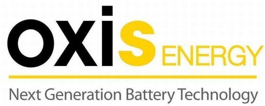 OXIS Energy Attracts Investment for the World's First Li-S Cell Manufacturing Plant