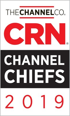 2019 CRN Channel Chiefs
