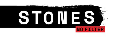 The Rolling Stones 'No Filter Tour' logo (CNW Group/Republic Live Inc.)