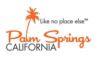 Palm Springs Bureau of Tourism Logo (PRNewsfoto/Palm Springs Bureau of Tourism)