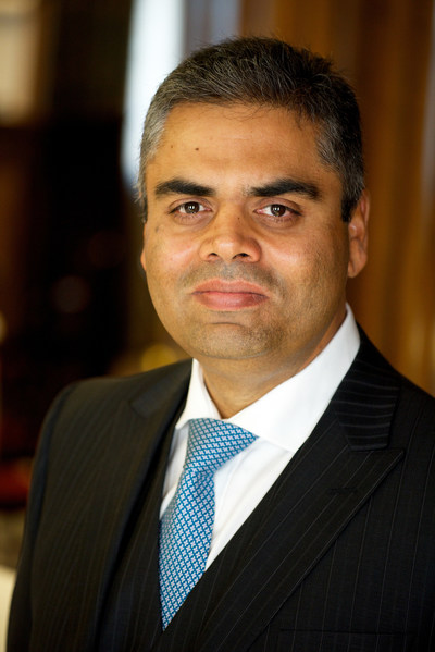 Rishi Kapoor, Co-CEO of Investcorp