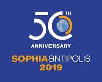 Sophia Antipolis logo (PRNewsfoto/Symisa)