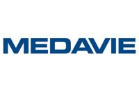 Logo : Medavie (Groupe CNW/Croix Bleue Medavie)