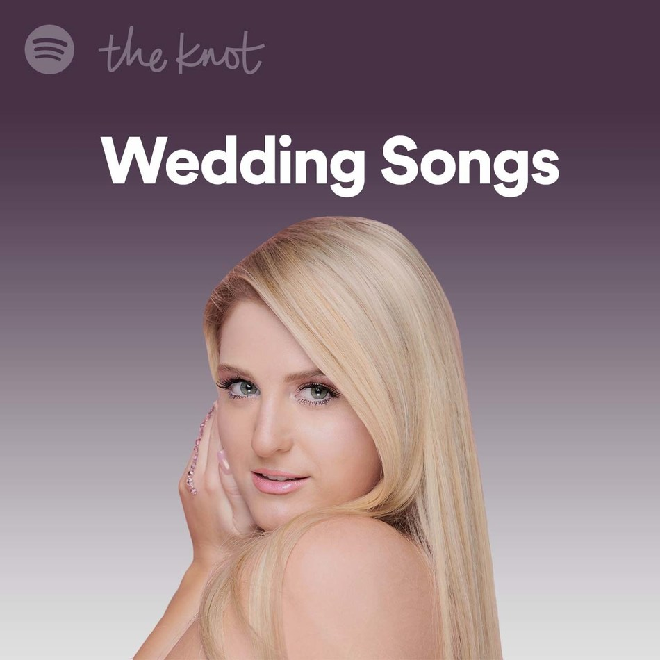 "The Knot and Spotify team up to inspire couples through the power of music; Collaborative playlist, ""Weddings Songs by The Knot"" on Spotify also features new music and insider commentary from newlywed and global superstar Meghan Trainor."