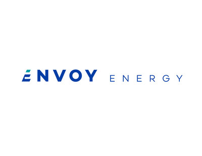 About Envoy Energy Fuels Inc.: Envoy Energy provides onsite CNG fuel delivery services (via tube trailers) to heavy-duty fleets across Canada with an average fill time of approximately 10 minutes per truck. Envoy is dedicated to helping the transportation sector transition away from diesel, lower their fuel costs and become more competitive. (CNW Group/Envoy Energy)