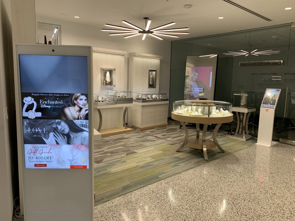 Virtual Visions Smartstore Platform is being used in more than 100 stores worldwide to help merchants manage inventory and enrich the in-store customer experience.