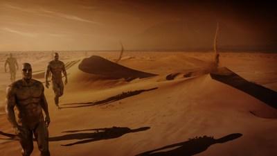 Hennessy X.O -- The Seven Worlds -- (Les Sept Mondes) -- Chaleur montante par Ridley Scott (PRNewsfoto/Hennessy)