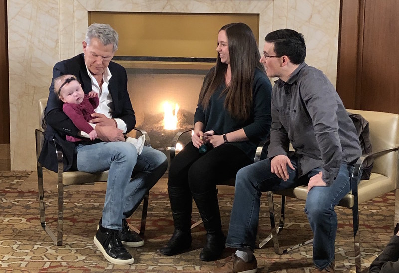 David Foster to be named Humanitarian of the Year at the 2019 the Juno Awards in recognition of 33 years of support for families of children awaiting life-saving organ transplants (CNW Group/The David Foster Foundation)