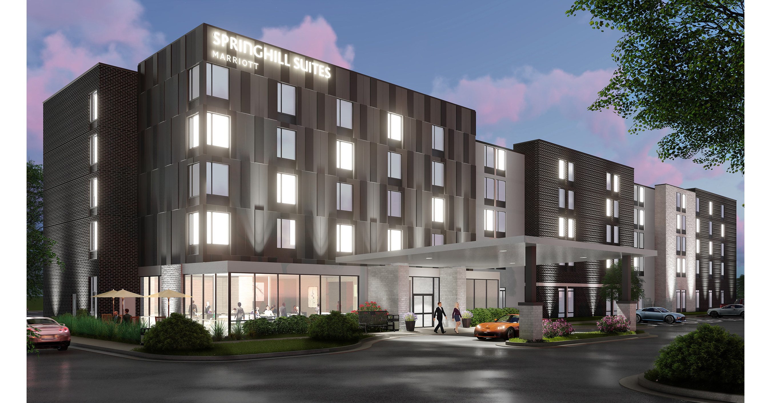 SpringHill Suites Westfield On Track for May 2019 Opening