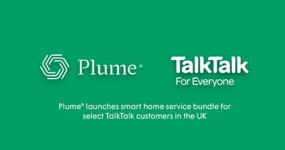 Plume® lanza un paquete de servicios de hogares inteligentes en el Reino Unido para clientes seleccionados de TalkTalk