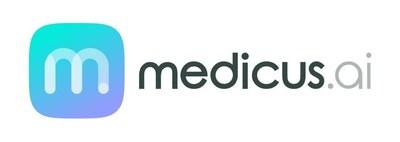 Medicus AI Logo (PRNewsfoto/Medicus AI)
