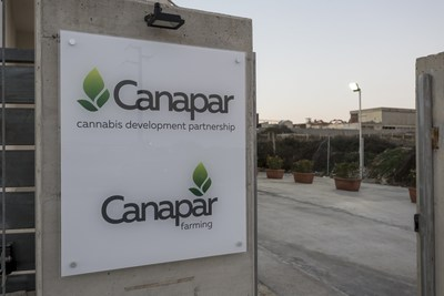 Canapar's Industrial Scale Hemp Extraction Facility in Sicily, Italy.