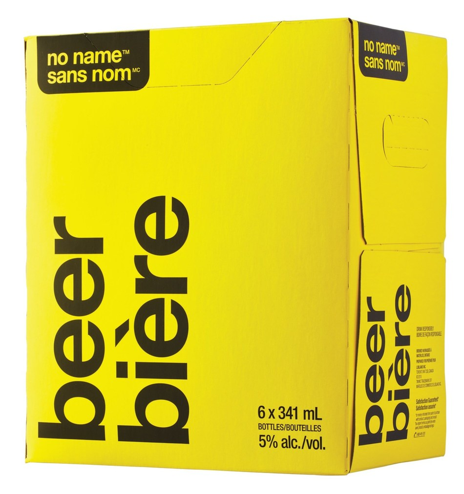 no name beer launches in Ontario (CNW Group/Loblaw Companies Limited)