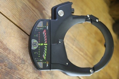 Wheelman™ Flex makes autosteering simple and affordable for every farm.  The GPS controlled Wheelman Flex is dust and water proof (IP67 rated) and can easily be moved and used between other equipment, further reducing the cost of outfitting a farming operation with autosteering. The included guidance dashboard allows farmers to quickly define a repeatable field path and engage the Wheelman system to begin autosteering. (CNW Group/Agjunction Inc.)