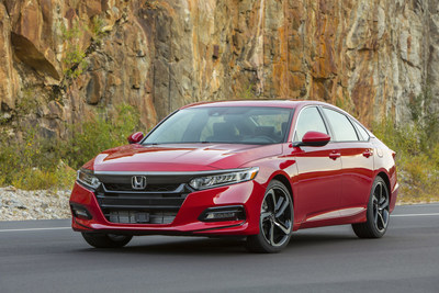 Honda the Winningest Brand in Inaugural ?2019 Edmunds Editor?s Choice Awards? with Accord and CR-V taking Top Honors