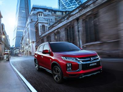MY2020 Mitsubishi RVR (CNW Group/Mitsubishi Motor Sales of Canada)