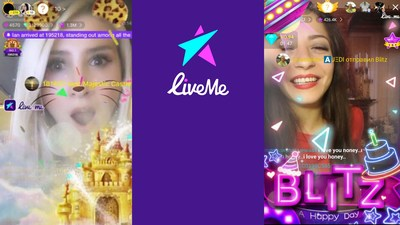 The popular live broadcasting app LiveMe is a global platform that lets anybody from anywhere to share their talents and passions with people of all cultures and backgrounds