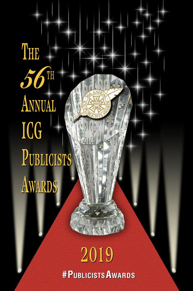 ICG Publicist will honor Jon M. Chu (Crazy Rich Asians), Greg Berlanti and Jamie Lee Curtis.