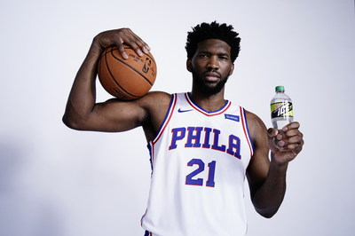 Joel Embiid for MTN DEW ICE