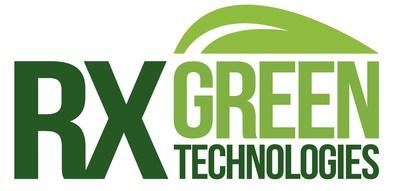 Rx Green Technologies Logo (PRNewsfoto/Rx Green Technologies)