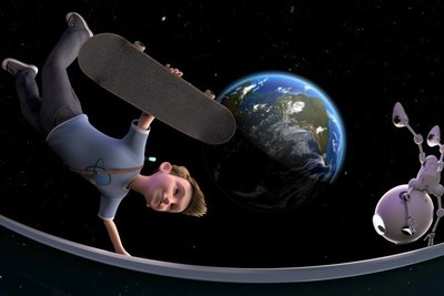 Secrets de la gravitation (Groupe CNW/Espace pour la vie)