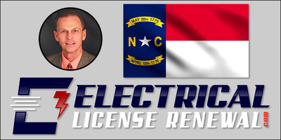 ElectricalLicenseRenewal.com is Approved for ALL North Carolina Electricians and is Officially Approved by the North Carolina State Board of Examiners (NCBEEC) and by the North Carolina Department of Insurance (NCDOI) for Electrical License Renewal. The Instructor: Don Hursey retired as Senior Electrical Inspector after 33 years of service. Don is the Most Requested Electrical Teacher in North Carolina.
