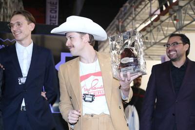 Hennessy, refrenda su compromiso con el arte participando por segundo año consecutivo en la feria de arte independiente más importante de Latinoamérica, MATERIAL.
