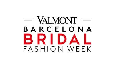 Valmont and Barcelona Bridal Fashion Week Logo (PRNewsfoto/Fira de Barcelona)
