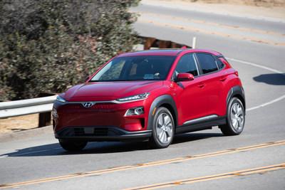 2019 Hyundai Kona EV - 2019 Edmunds Editors' Choice for Best EV