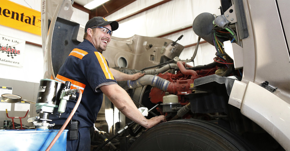 Love's Travel Stops aims to hire more than 1,200 new employees for full-time and part-time roles as tire technicians, mechanic apprentices and diesel mechanics during the company's first National Hiring Day event on Feb. 28 from 8 a.m. - 6 p.m.
