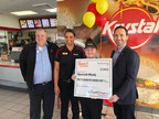 Krystal announces Square Up Scholarship winners and opens new application window for employees