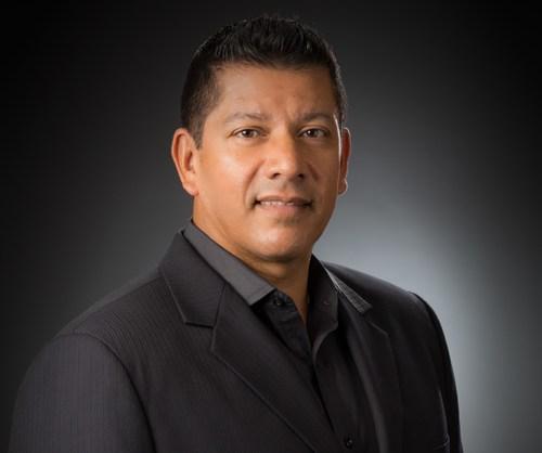 Louis Hernandez Jr., founder of A Little Hope Foundation