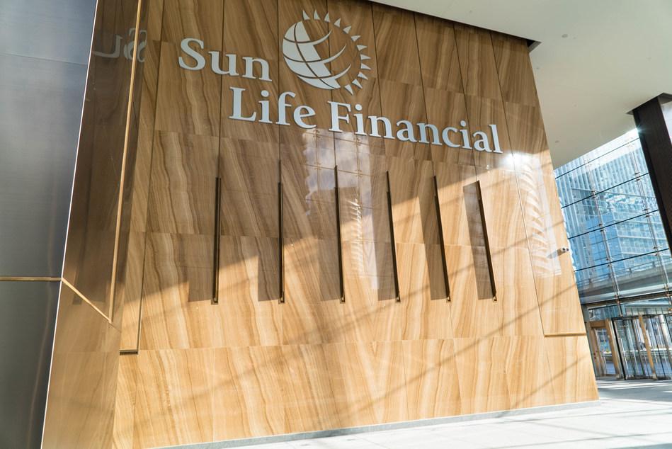 Siège social de la Financière Sun Life (Groupe CNW/Financière Sun Life inc.)