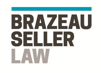 Logo: Brazeau Seller Law (CNW Group/Brazeau Seller Law)