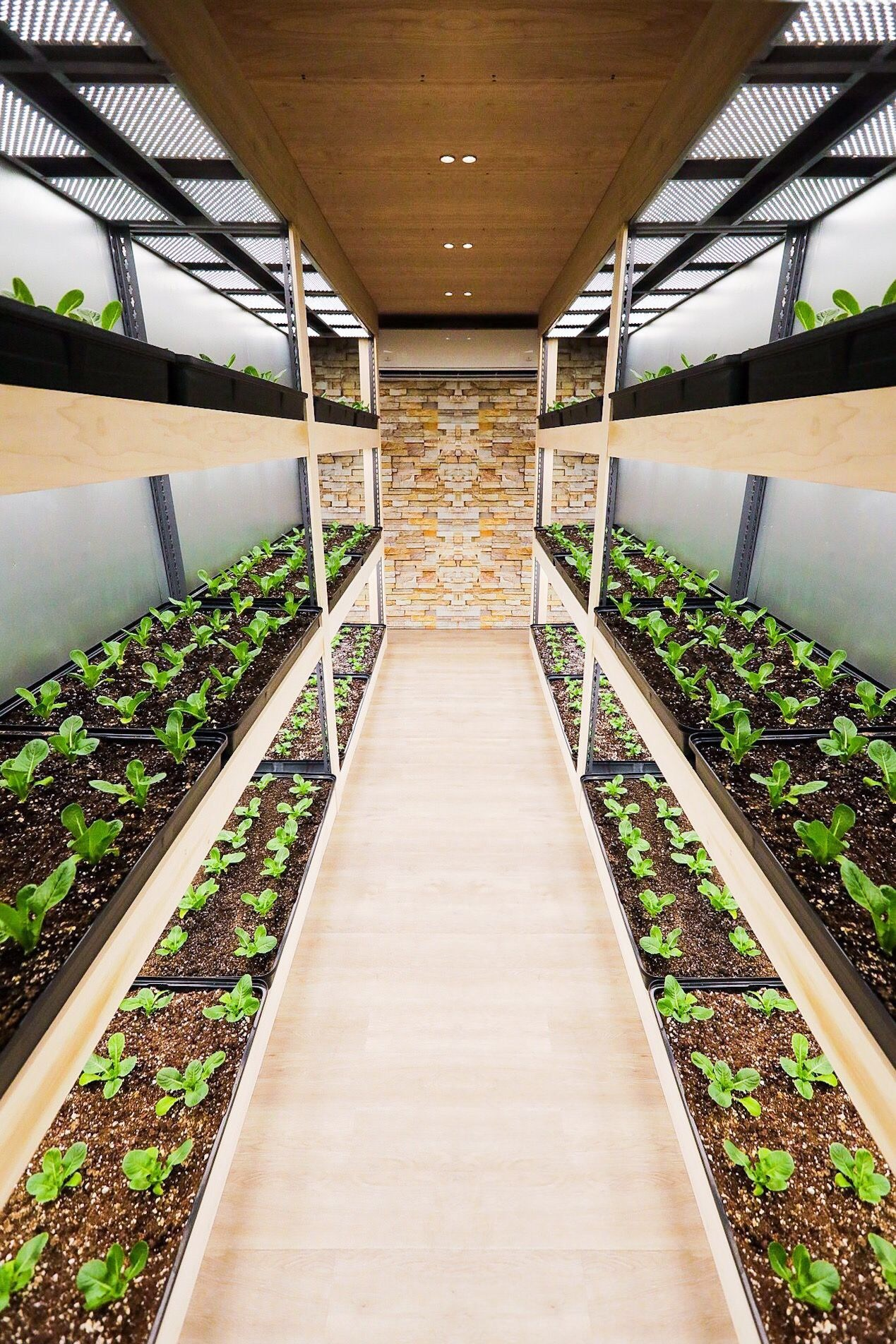 GrowPod's new clean, modular and scalable indoor farms are capable of producing the world's finest, luxury Super Foods.